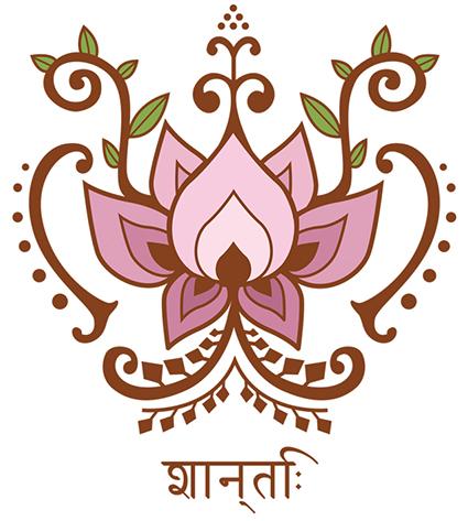 Mehndi Lotus Flower Henna Designs On Clothing